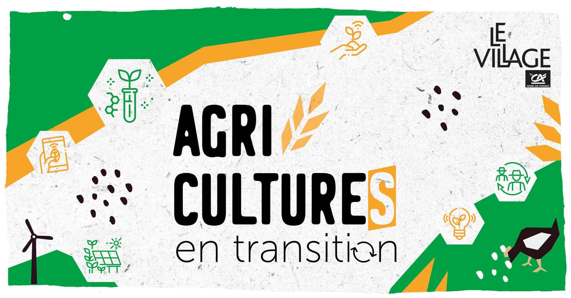 Ouverture de l'appel à candidatures Agricultures en transition