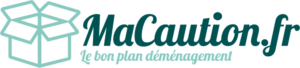 Logo Macaution.fr, le bon plan déménagement