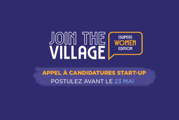 illustration join the village super women edition