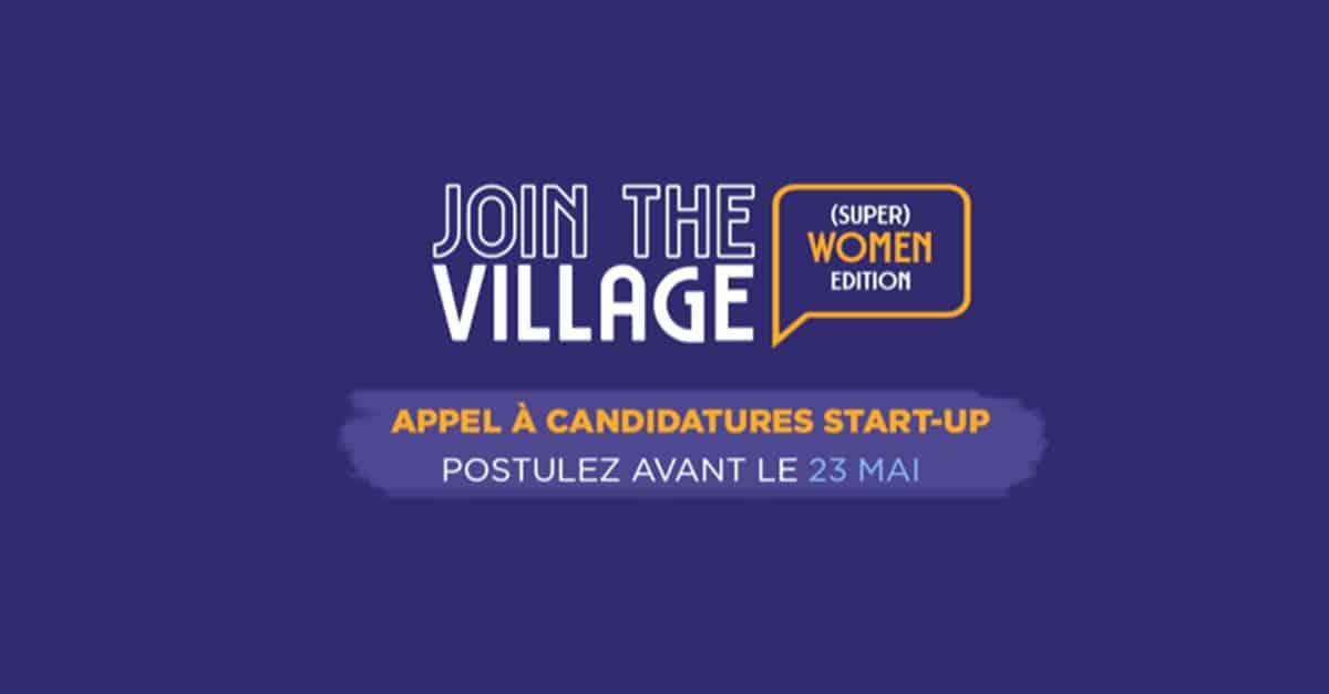 Le Village by CA Nord de France dédie un appel à candidatures aux femmes entrepreneures