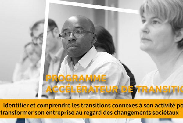 Executive program - Accélérateur de transition par l'IESEG et Le Village by CA Nord de France